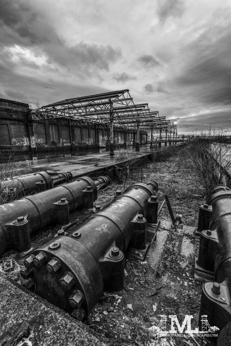 """""""The Industrial Tourist - Exploring the Industrial North"""" with Andy Marland"""